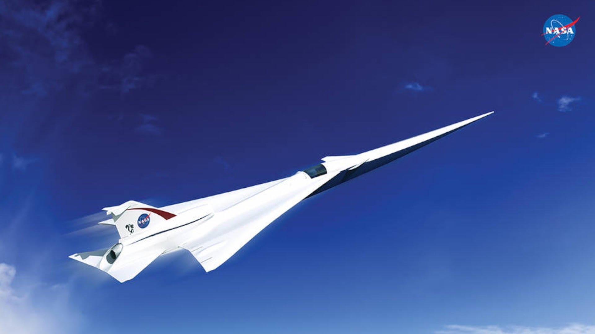 Supersonic Transport - Future Possibilities