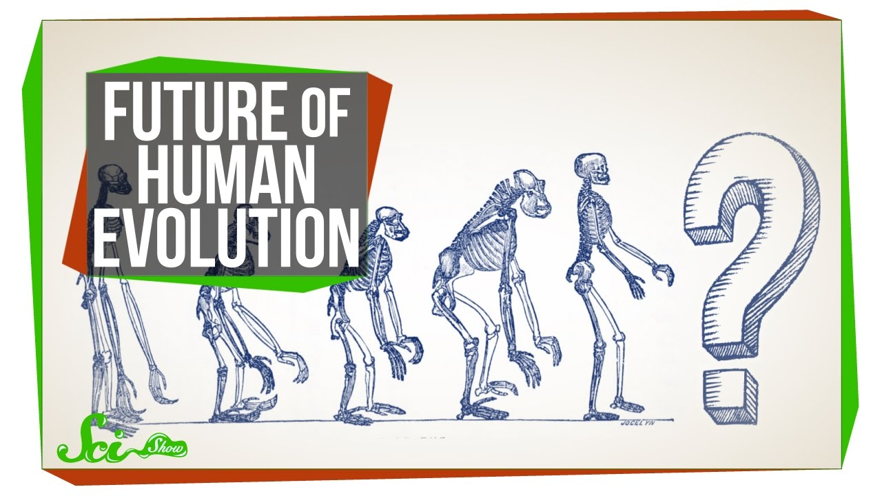 Evolution - Future of Human Evolution