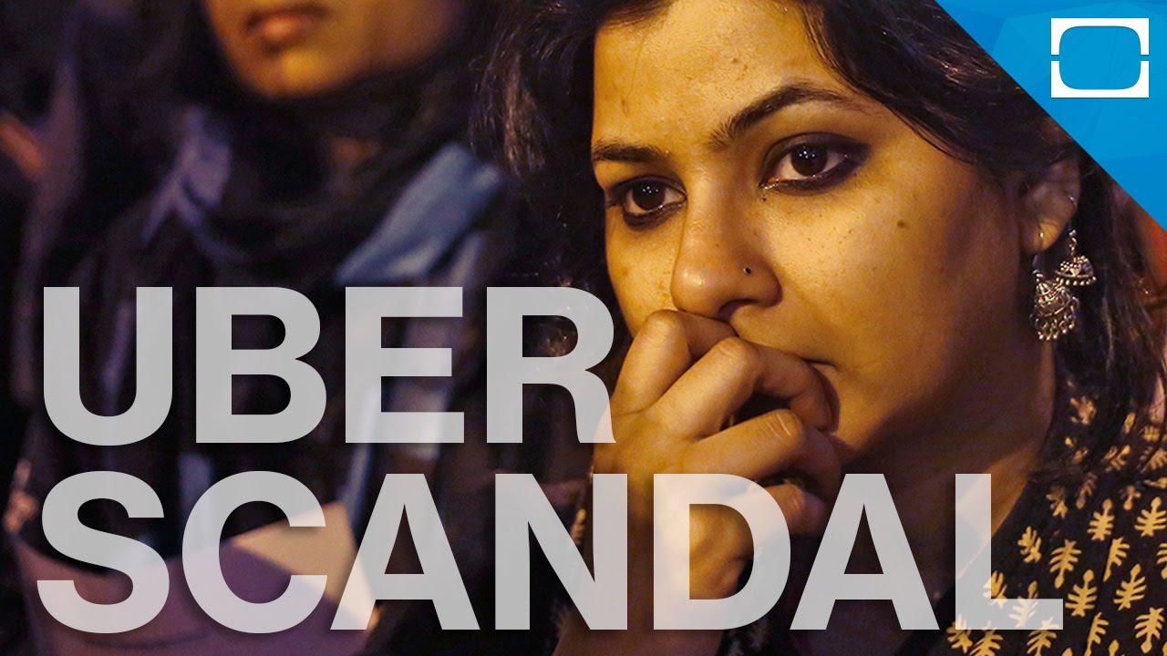 India - Uber Scandal