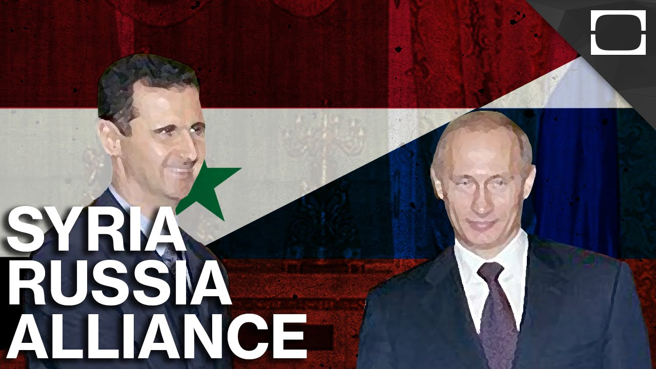Russia-syria Relations