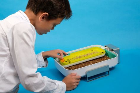 Start-up of the Day: Livin Farms is busy breeding mealworms on an industrial scale