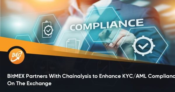 BitMEX Partners With Chainalysis to Enhance KYC/AML Compliance On The Exchange