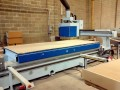 Used Weeke Optimat BHP 200 5' x 12' Moving Gantry CNC Router