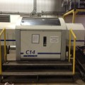 Used Paul C14MKL CNC Cross Cut System