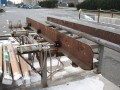 Used Stair Assembly Table