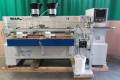 Used Omal model HBD 1550 CNC bore, glue and dowel insertion machine