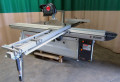 Used Robland sliding table saw