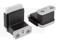 Vacuum block for Schmalz 2-circuit console VCBL-K2 120x50x100 Q