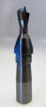 Dovetail bit, Solid Carbide, 2-flute