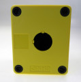 Push Button Box, Yellow | NB22-B1Y