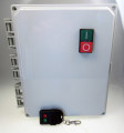 S-Series dust collector remote controlled starter