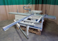 Used Minimax Model S300W Sliding Table Saw