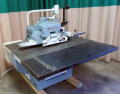 Northtech Model NT-SRS-12 Straight Line Rip Saw; 12