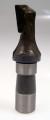 Cantek JDT75 Single Flute Dovetail Bit (Hardwood) | CANJDT75-JTCTG1T001