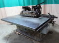 Used Diehl Model 75 straight line rip saw