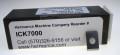 Carbide Insert 7.65 x 12 x 1.5mm | ICK7000