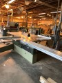 USED SCMI MODEL #SI-16WA HEAVY DUTY SLIDING TABLE SAW
