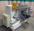 Used Bacci TSG2T Double Table Automatic Tenoning Machine