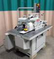 Used CANTEK Model SRS330 Single Blade Rip Sawfor Glue Joint Straight Line Ripping