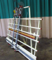 Used Safety Speed SR5 Vertical Saw