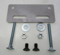 Rail mount bracket kit