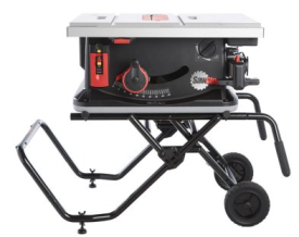 New! SawStop Jobsite Saw
