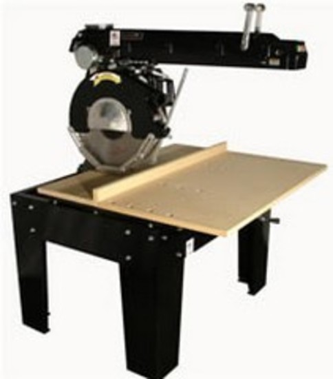 3571 Original Super Duty Series 3571 Radial Arm Saw