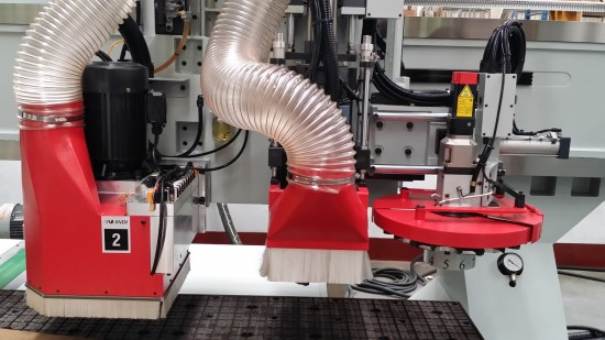 Anderson Exxact Cnc Router Series Hermance