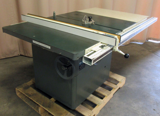Used delta rockwell table saw Used table saw