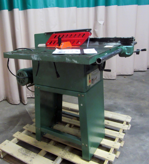 Used Grizzly Table Saw Hermance