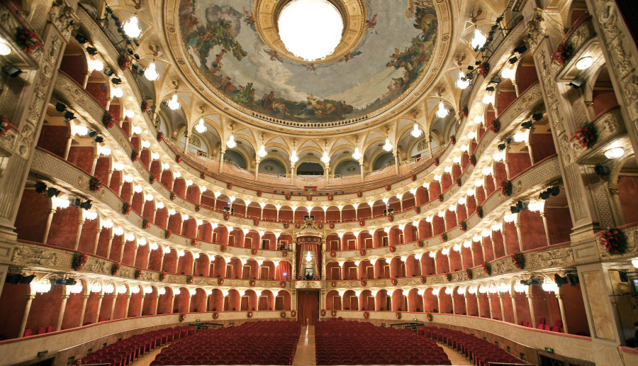 TEATRO OPERA OF ROME: 2016 OPERA AND BALLET SEASON