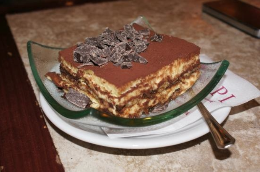 THE BEST TIRAMISÙ IN ROME