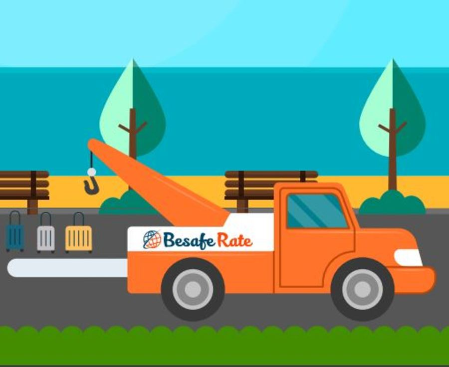 BE SAFE RATE - BE SAFE TRAVEL!