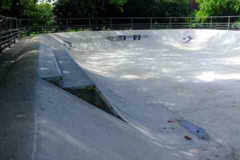 Photo of Kennington Bowl Skatepark