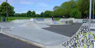 Photo of Clapham Common Skatepark