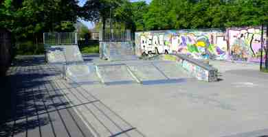 Photo of Alexandra Palace Skatepark