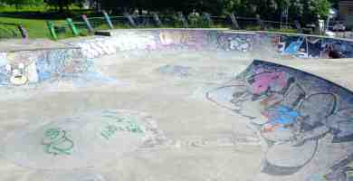 Photo of Meanwhile Gardens Skatepark