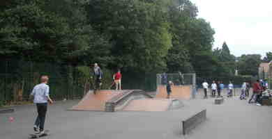 Photo of Bromley Skatepark