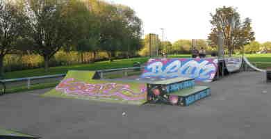 Photo of River Brent Park Skatepark