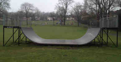 Photo of Purley Skatepark