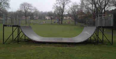 Photo of Purley Skatepark