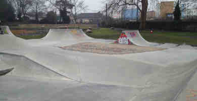 Photo of Wandle Park Skatepark