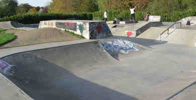 Photo of Dartford Skatepark