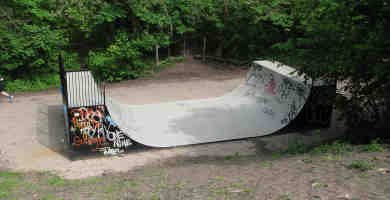 Photo of Crouch Hill Park Skatepark