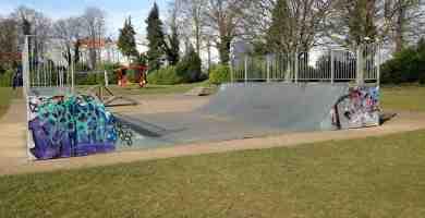 Photo of Baldock Rd, Letchworth Skatepark