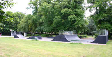 Photo of Fassnidge Park, Uxbridge Skatepark
