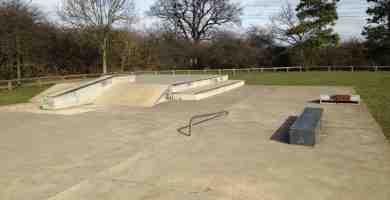 Photo of Gaunts Way, Letchworth Skatepark