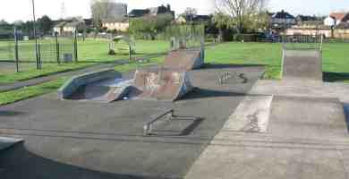 Photo of Hoddesdon Skatepark
