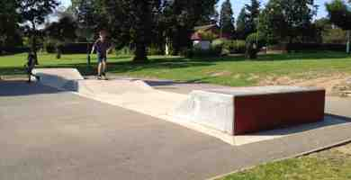 Photo of Friary Park Skatepark
