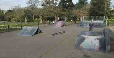 Photo of Barking Skatepark